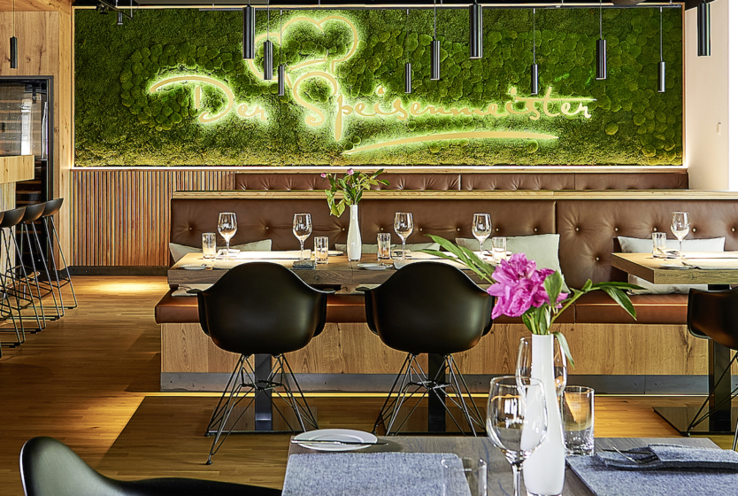 Bio-Restaurant Christopher Hinze